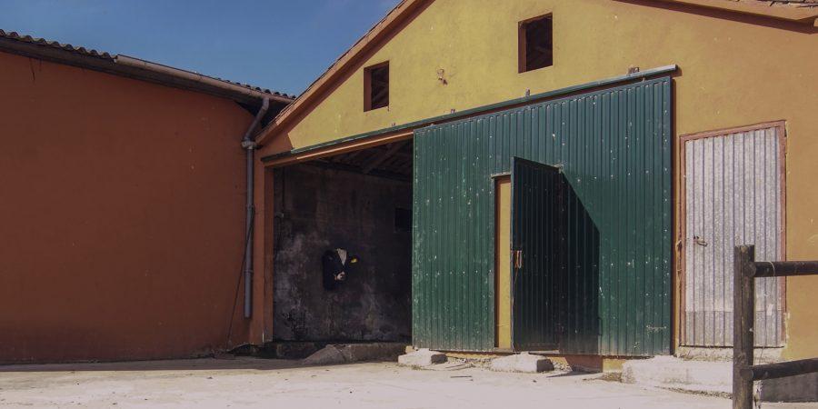 Barn between Melide and Arzúa