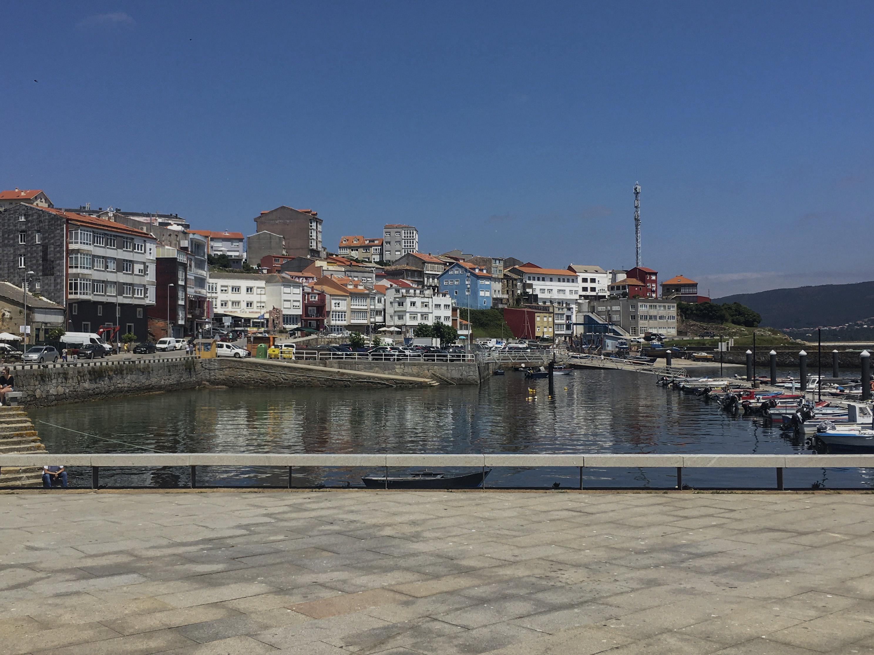 Coastal Village of Muros, Spain